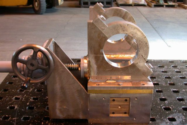 component design and manufacture