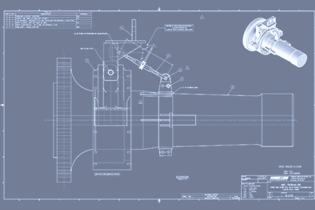 mainshaft-drawing-windturbine
