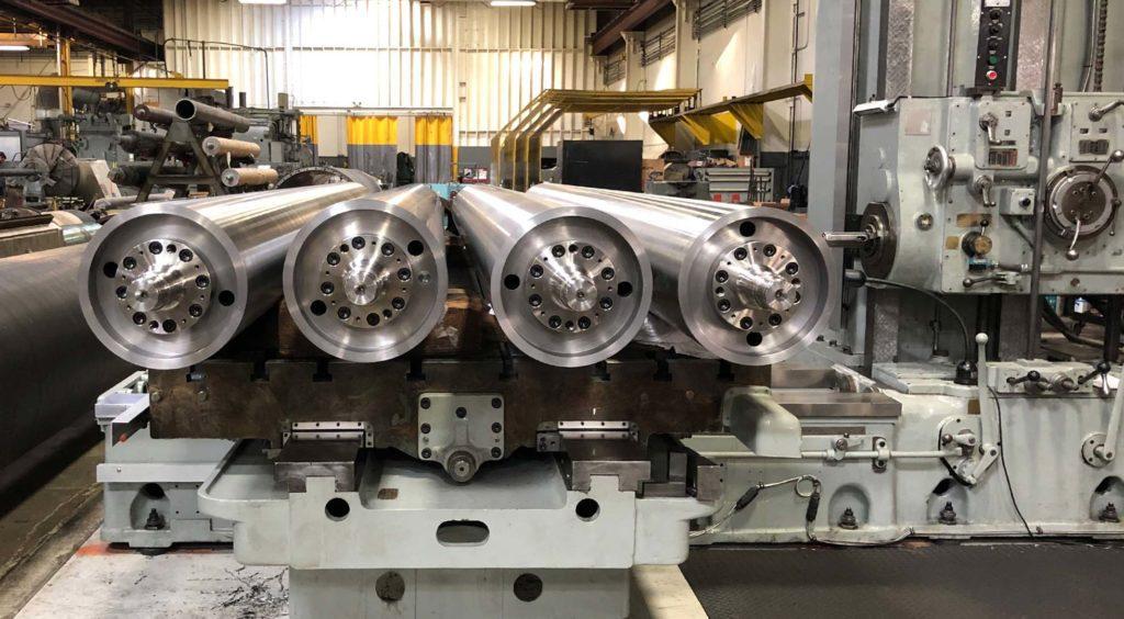 precision roll fabrication