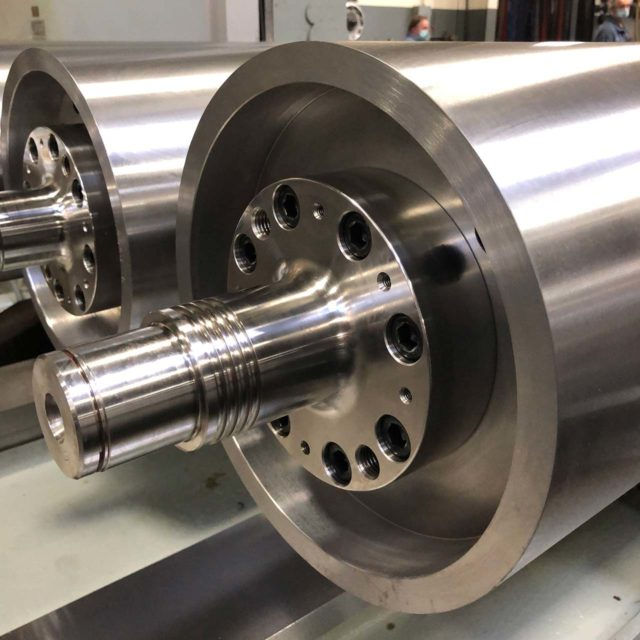 precision roll manufacture
