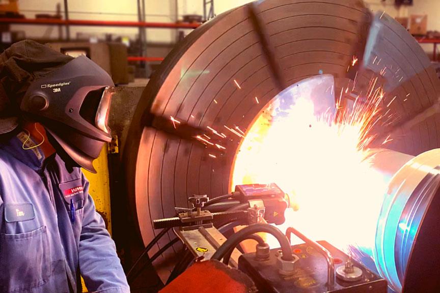 Metallizing western machine works