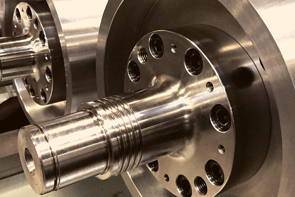 Precision Roll Grinding Western Machine Works