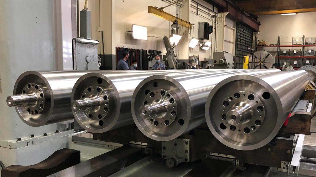 precision roll manufacture