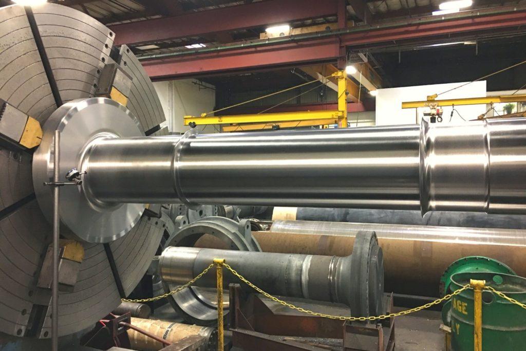 hydro-component-manufacture