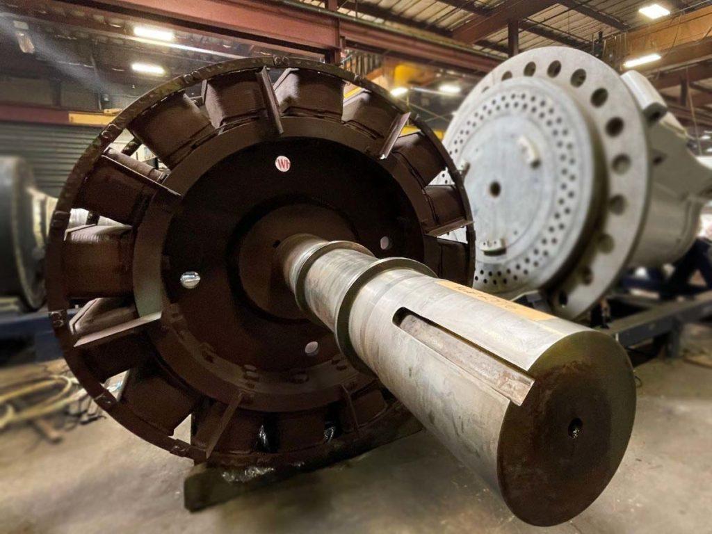 damaged-shaft-motor-armature
