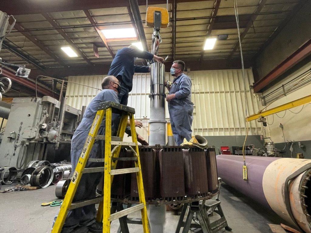 new-shaft-manufacture-installation