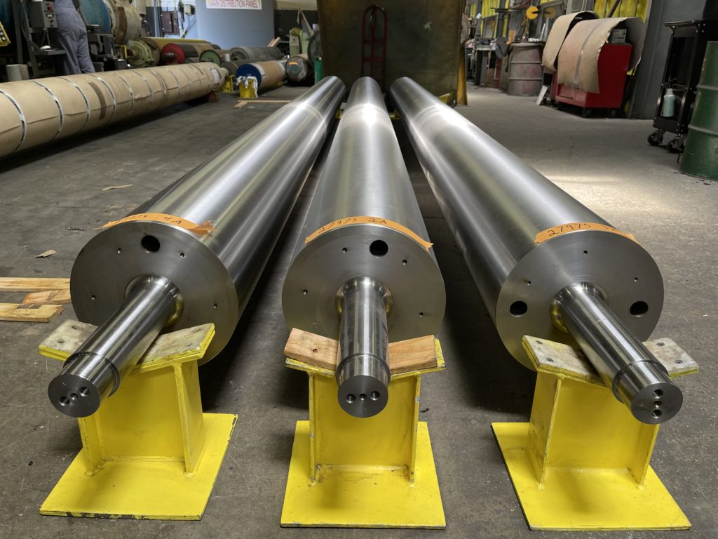 new rolls manufactured