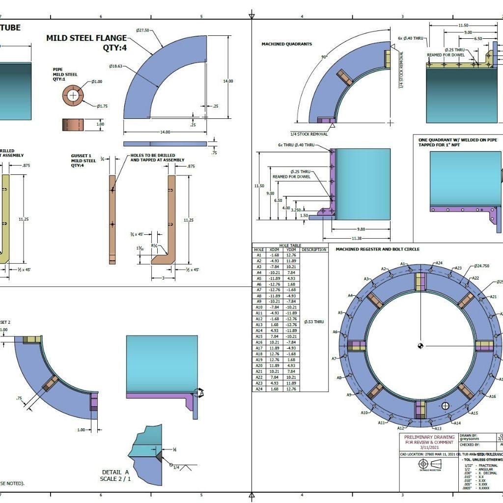 engineering services by Western Machine Works